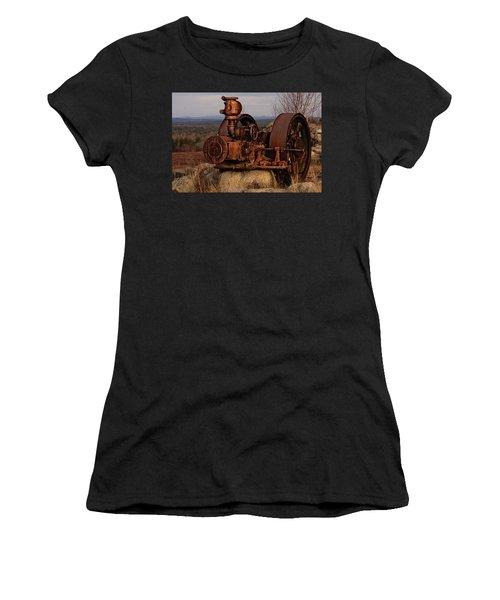 Scrap Me Not Women's T-Shirt (Junior Cut) by Susan Capuano