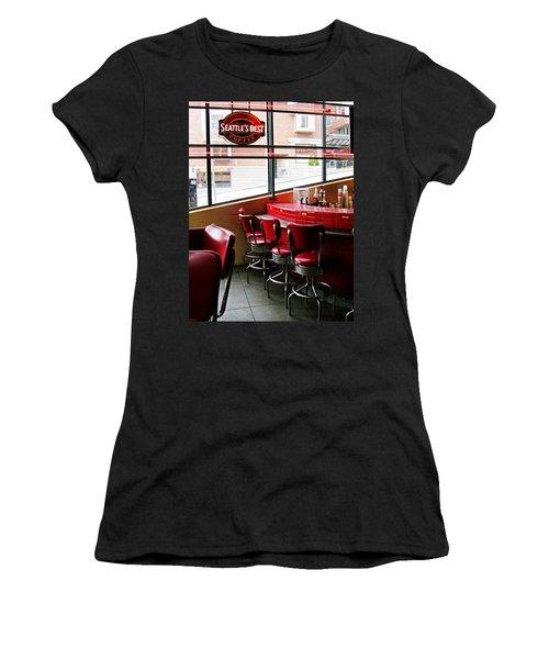 Seattle's Best Women's T-Shirt (Athletic Fit)