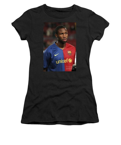 Women's T-Shirt featuring the photograph Seydou Keita by Agusti Pardo Rossello