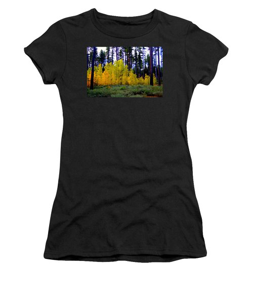 Sierra Forest Women's T-Shirt (Athletic Fit)