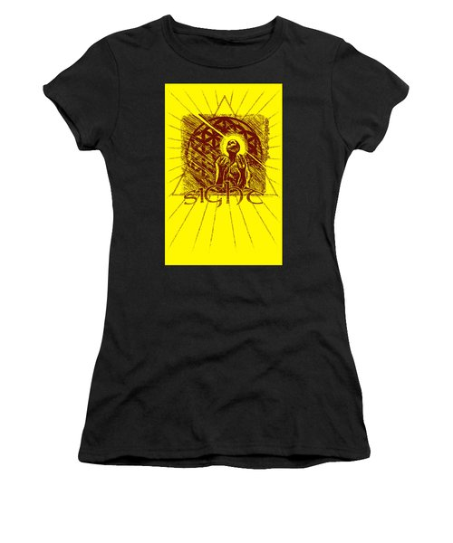 Sight Women's T-Shirt (Athletic Fit)