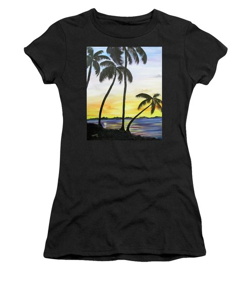 Silhouette Women's T-Shirt (Athletic Fit)