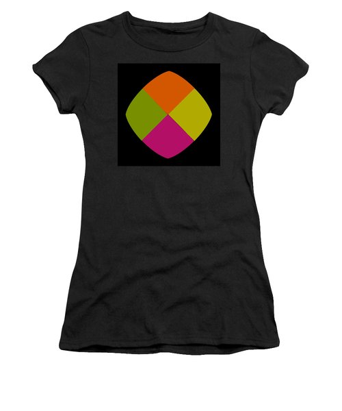 Women's T-Shirt (Junior Cut) featuring the photograph Six Squared Blowout by Steve Purnell