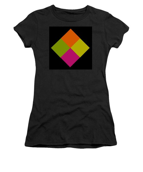 Women's T-Shirt (Junior Cut) featuring the photograph Six Squared by Steve Purnell