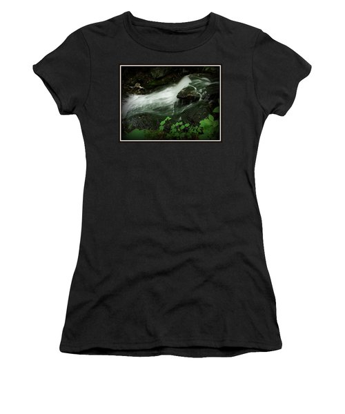Slide Women's T-Shirt (Athletic Fit)