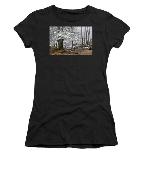 Smoky Mountain Stream Women's T-Shirt
