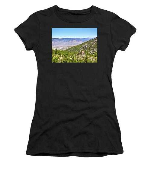 Solitude With A View - Carson City Nevada Women's T-Shirt