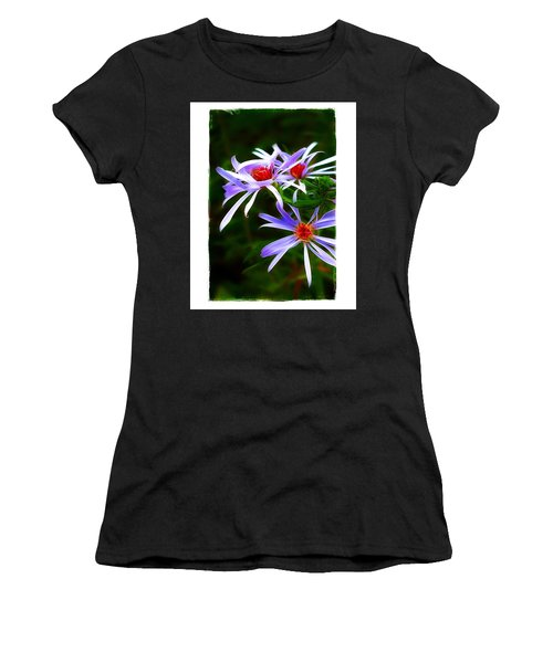 Stars Of Spring Women's T-Shirt (Junior Cut) by Judi Bagwell