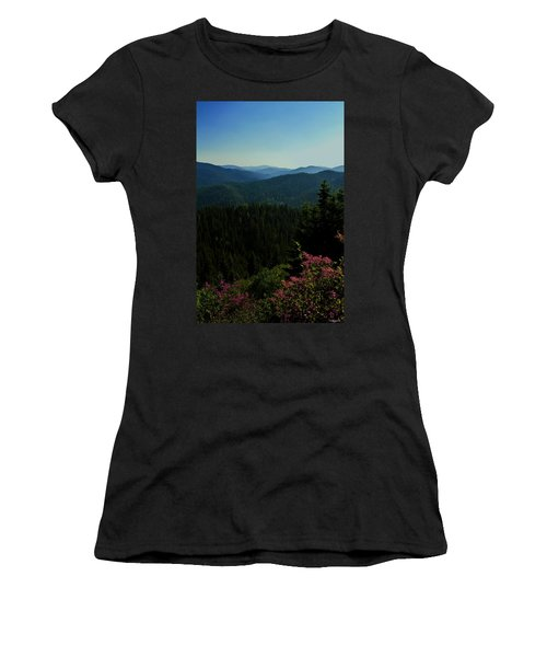 Summer In The Mountains Women's T-Shirt