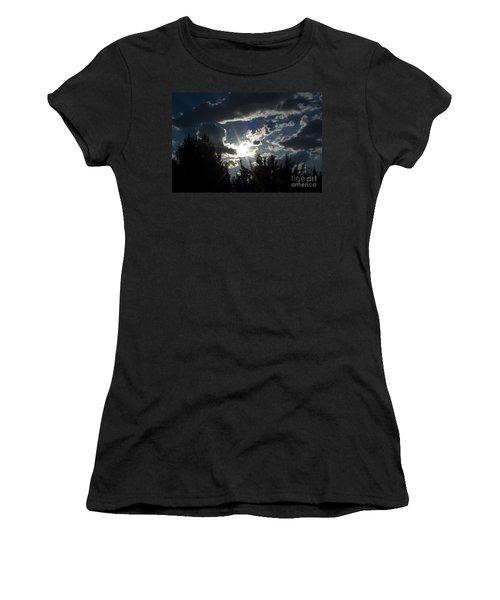 Sunshine Always Returns Women's T-Shirt (Athletic Fit)