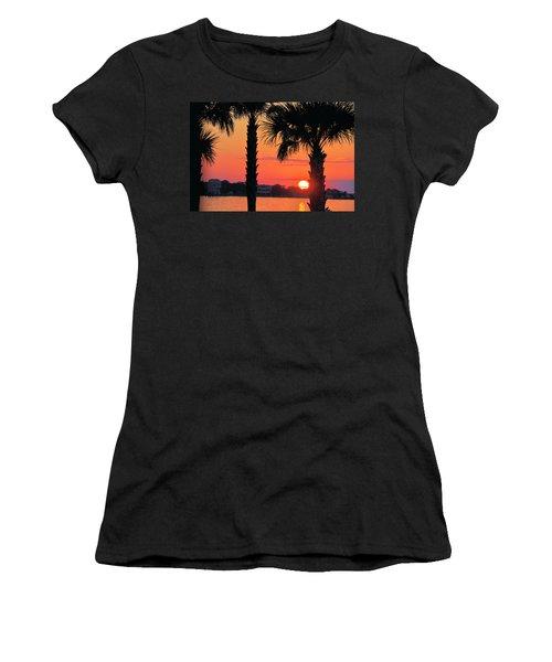 Tangerine Dream Women's T-Shirt (Athletic Fit)