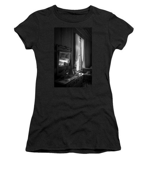 The Empty Bed Women's T-Shirt (Junior Cut) by Lynn Palmer