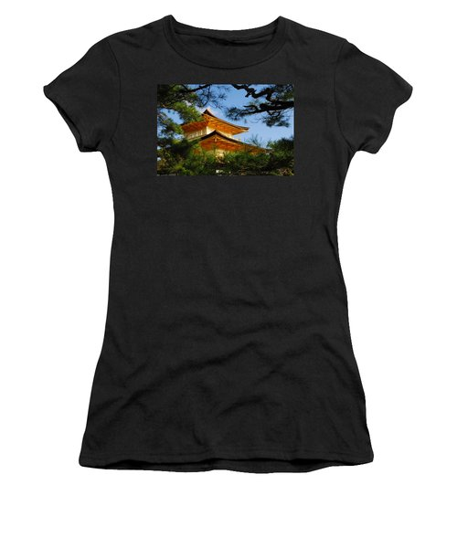 The Golden Temple Women's T-Shirt (Athletic Fit)