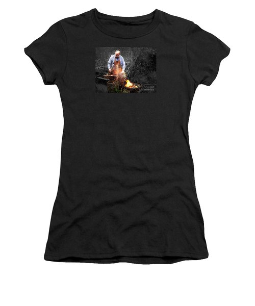 The Smith Women's T-Shirt (Junior Cut) by William Fields