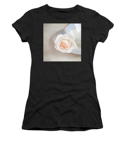 The Sweetest Rose Women's T-Shirt (Athletic Fit)