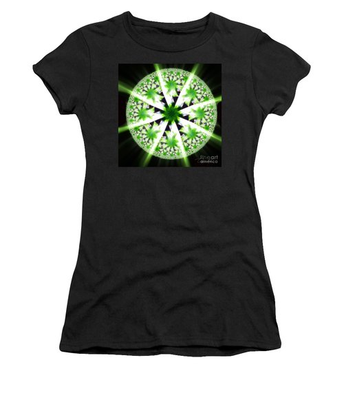 The Vision Of The Healer Women's T-Shirt (Athletic Fit)