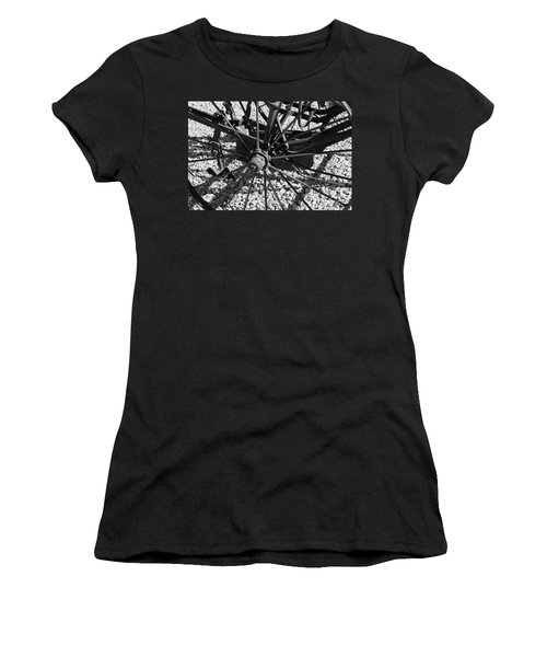 The Wheel Women's T-Shirt (Junior Cut)