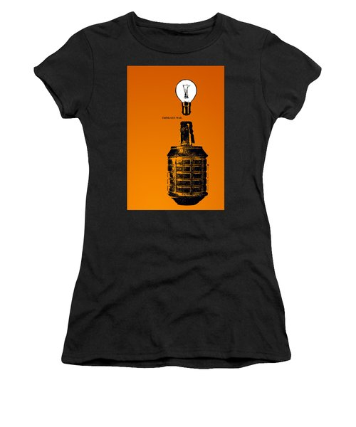 Think Out War Women's T-Shirt