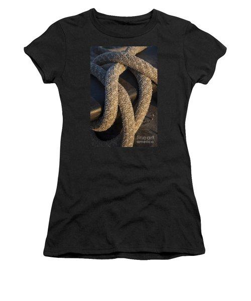 Tie Down Women's T-Shirt