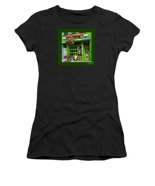 Trailer Park Women's T-Shirt (Athletic Fit)