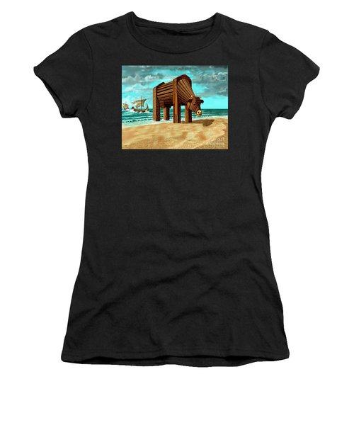 Trojan Cow Women's T-Shirt