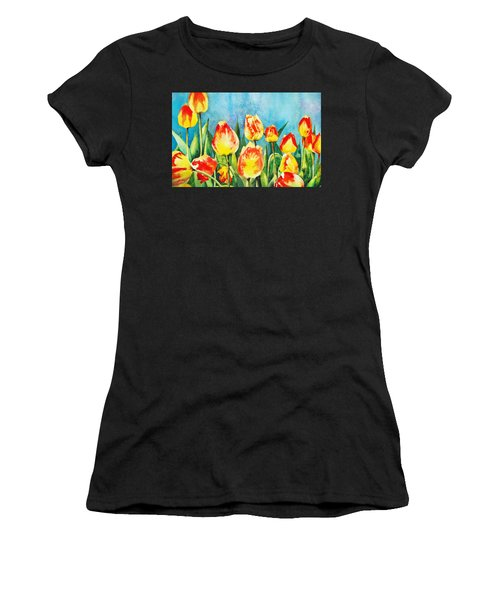 Tulips Women's T-Shirt