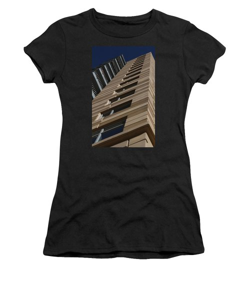 Upward Women's T-Shirt (Athletic Fit)