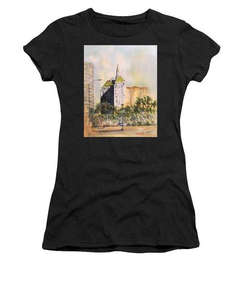 Villa Riviera  Women's T-Shirt