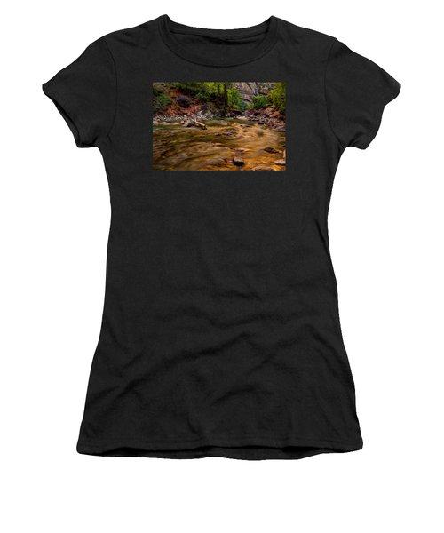 Virgin River Zion Women's T-Shirt