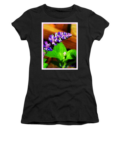 Water Drops Women's T-Shirt