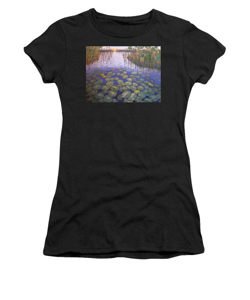 Waterlillies South Africa Women's T-Shirt