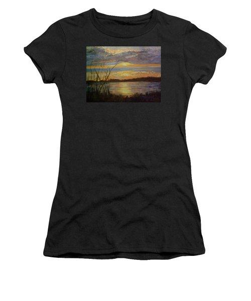 Wetland Women's T-Shirt (Athletic Fit)