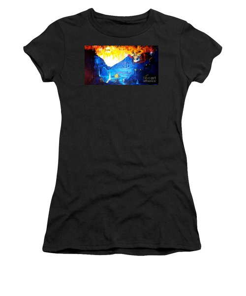 What Dreams May Come  Women's T-Shirt