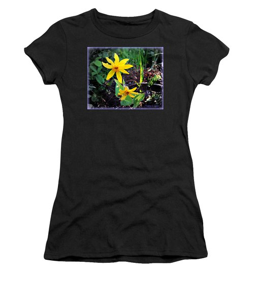 Woods Flower Women's T-Shirt