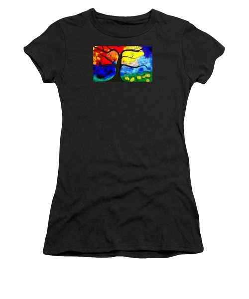 Before The Bloom Women's T-Shirt (Athletic Fit)