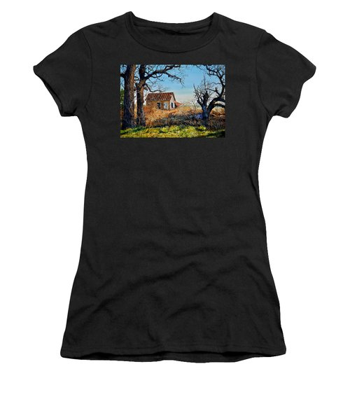 Long Time Passing II Women's T-Shirt (Athletic Fit)