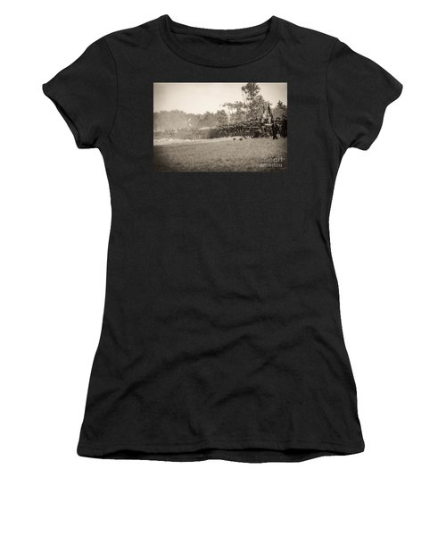 Gettysburg Union Infantry 9968s Women's T-Shirt