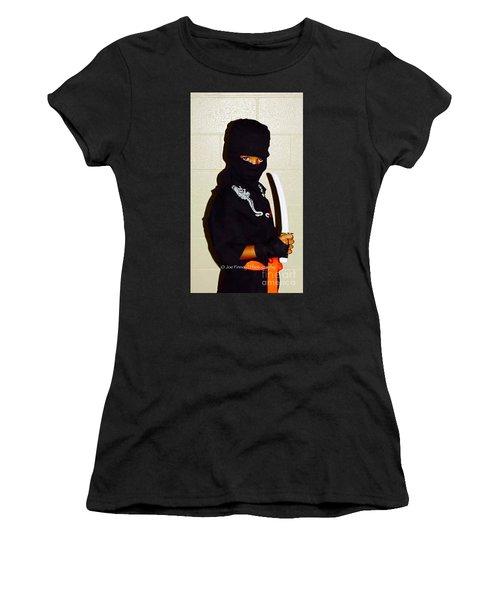 Little Ninja - No.1998 Women's T-Shirt (Athletic Fit)
