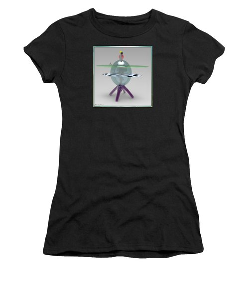 ' Sea Star Table ' Women's T-Shirt (Athletic Fit)