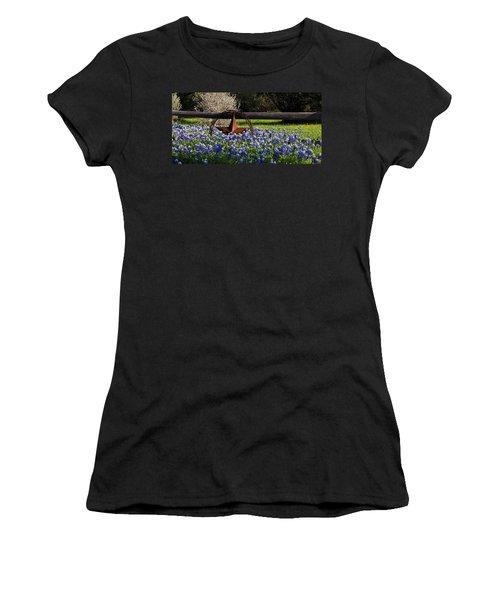 Texas Bluebonnets IIi Women's T-Shirt