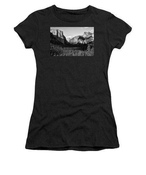 Valley Of Inspiration Women's T-Shirt (Junior Cut) by Jason Abando