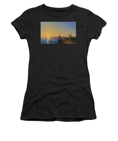 View Of Constantinople And The Bosphorus Women's T-Shirt