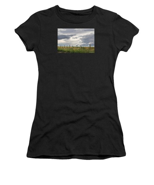 #0149 - Axtel Anceney, Southwest Montana Women's T-Shirt (Athletic Fit)