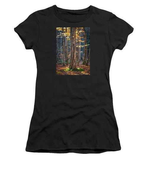 #0187 - Dummerston, Vermont Women's T-Shirt (Athletic Fit)