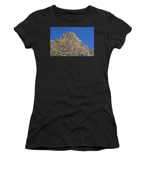 Mountain Scenery Hwy 14 Co Women's T-Shirt