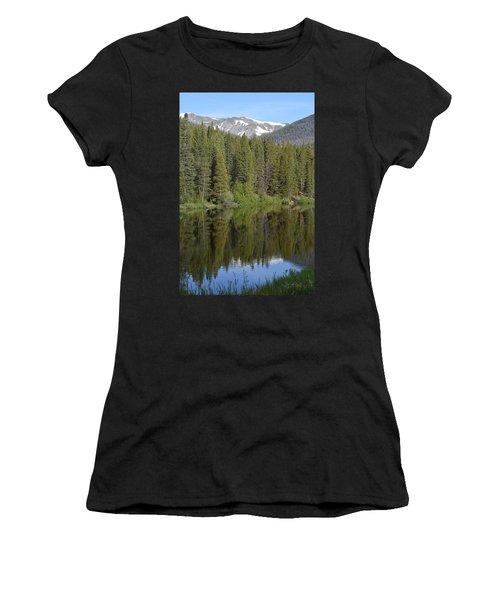 Chambers Lake Hwy 14 Co Women's T-Shirt