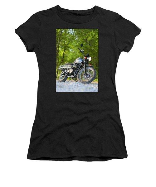 2013 Triumph Scrambler Women's T-Shirt