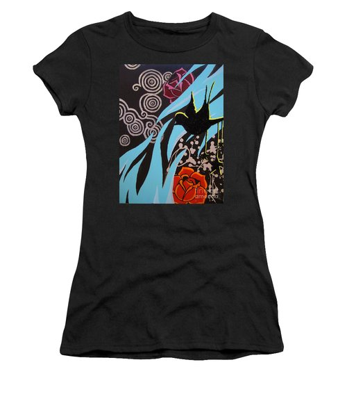 A Beautiful Flight Women's T-Shirt (Athletic Fit)