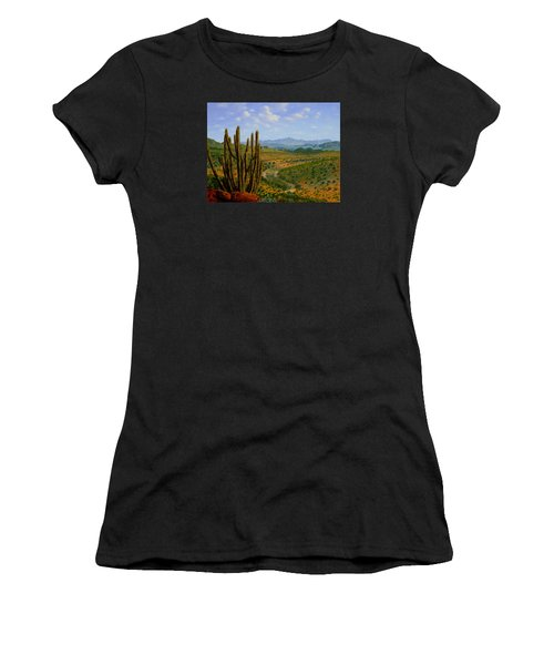 A Place Of Wonder Women's T-Shirt (Athletic Fit)