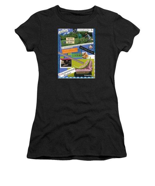 A Unique View Women's T-Shirt